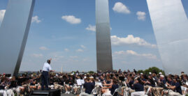 Air Force Memorial Band Performance