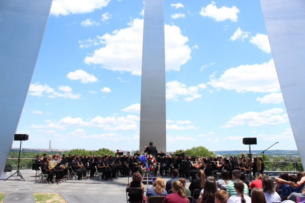 United States Air Force Memorial Performance