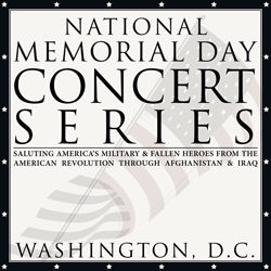 National Memorial Day Concert Series Logo